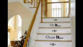 Easy Home Staircase Decor Ideas