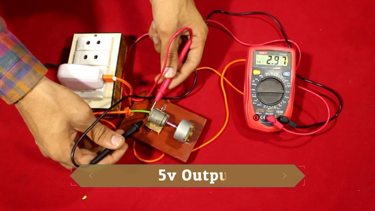 How To Make A Easy Converter 5v 12v Dc Step Up Usb Dcdc Stepup Circuit