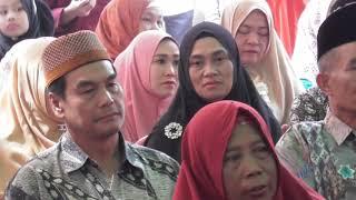 Pernikahan Fajrul Kurniawan dan Riya Nadia Tamrin Pagaralam