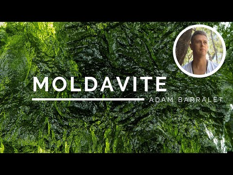Moldavite – My experience – The Art and Design of KeithMikeTom