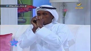 الفنان أحمد أبو سمرة ضيف أطفال صغار ستار وفقرة تقليد أصوات مضحكة