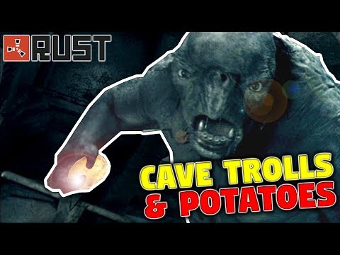 Cave Trolls and Potatoes | Rust Duo Season 2 Ep 4