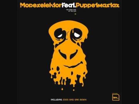 Modeselektor - The Dark Side Of The Sun ( Feat. Puppetmastaz )