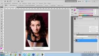 Видео урок: трансформация фото в Photoshop cs5