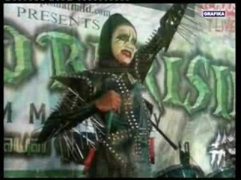Sidayu Berisik Community #4 - Angel Of Darkness (Sidoarjo Ghotic Black Metal)