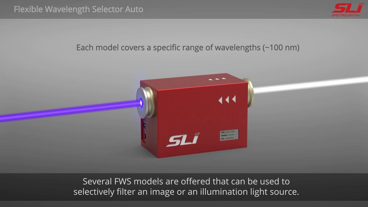 gründe den job zu wechseln Wellenlängen-Selektor Auto, 784 - 900 nm, Mono