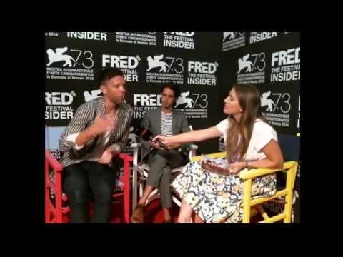 Taylor Frey and Joseph Haro  L'estate addosso  73 Venice Film Festival