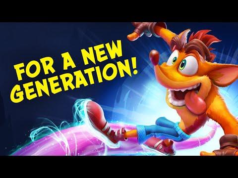 Crash 4: A Bandicoot for a New Generation