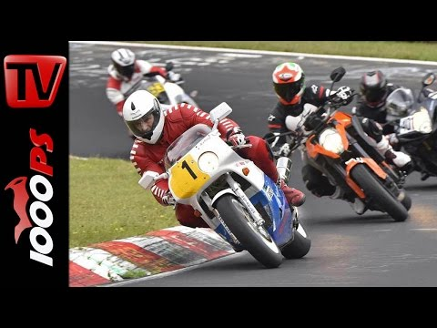 Motorrad Rennstreckentraining Nordschleife | MOTORRAD action team
