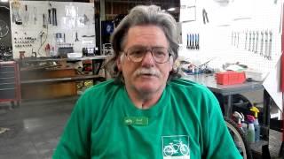 Interview with Karl Dearstyne, Mechanic with Good Karma Bikes