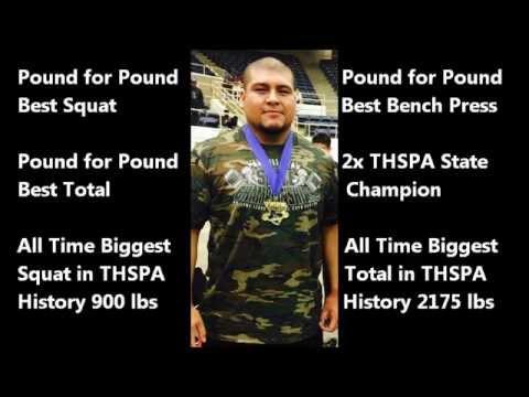eb2a7d86febce4 Texas high school kid squats 900lbs.   videos