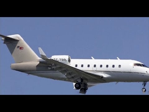 Turkish private jet carrying 11 people crashes in Iran