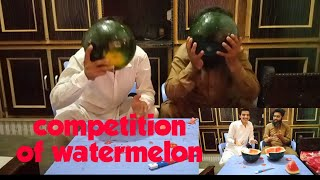 Compitition of water melon.virals videos 5 million viewers.best funny videos