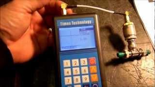 Times Technology T100+ Antenna Vector Impedance Analyzer.wmv