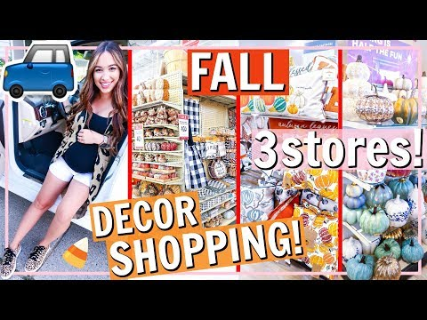 3-stores!🍁fall-decor-shop-with-me-and-fall-home-decor-ideas-2019!🍂|-alexandra-beuter