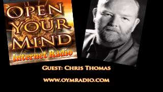 Open Your Mind (OYM) Radio - Chris Thomas - 16th June 2013