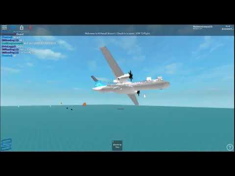 Air Europa ATR 72 FLIGHT