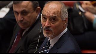 الجميع يخرج من جلسة مجلس الأمن بمجرد أن بدأ الجعفري بالكلام   - آخر الأسبوع