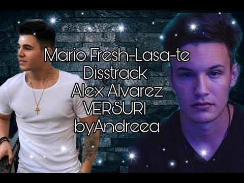 Mario Fresh- Lasa-te Disstrack VERSURI