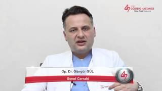 Kolonoskopi ve Endoskopi Nasıl Yapılır  Op Dr Güngör GÜL