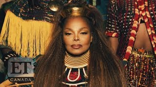 Reaction To Janet Jackson's 'Made For Now'