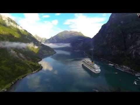 Summer trip through Western Norway (FPV)
