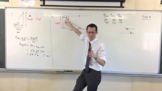 Finding Unknown Side with Trigonometry: Example 2