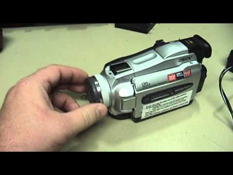 Sony DCR-TRV27 Camcorder USB Drivers for Windows XP