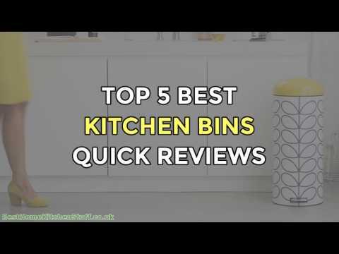 top-5-best-kitchen-bins-reviewed-uk