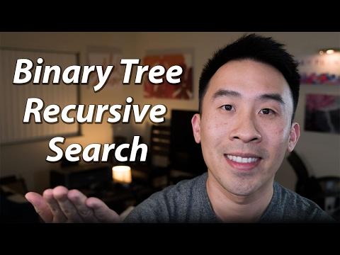 Swift 3 Fun Algorithms: Recursive Search through Binary Tree