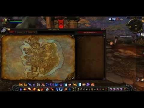 Ashran Vistazo-Walkthrough-Gameplay Warlords of Draenor