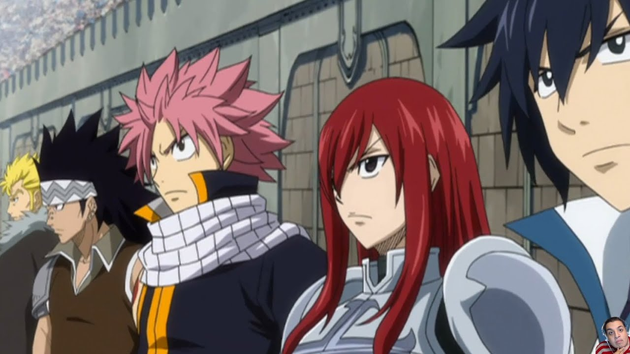 fairy tail episode 172 review how dare u hurt lucy