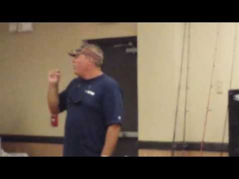 Southshore Anglers - 201307  -Captain Glenn Taylor Part 1 of 2