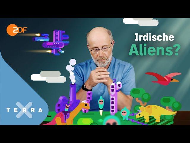 Die Suche nach Aliens beginnt auf der Erde   Harald Lesch