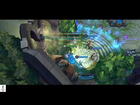 [LOL Mobile] Hướng dẫn chơi Lux 1 combo 1 mạng siêu sát thương - Tuyên bố trùm Mid Tốc Chiến