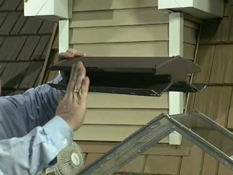 Proper Roof Ventilation Youtube