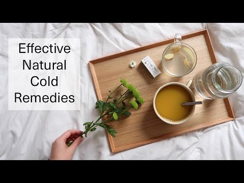 Natural Remedies for Cold and Flu | Ayurvedic + Vegan
