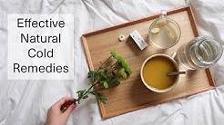Natural Remedies for Cold and Flu   Ayurvedic + Vegan
