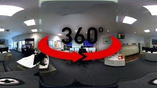 360 Grad Video mit Blick in die Obusleitstelle der Salzburg AG 4k VR