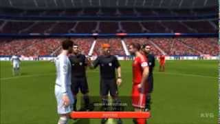 FIFA 14 - FC Bayern Munich vs. Real Madrid Gameplay [HD]