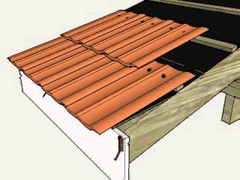 Different roof styles youtube for Different roof styles