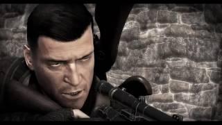 Sniper Elite 4 — первый трейлер игрового процесса