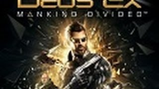 События первой части Deus Ex Human Revolution в 12 минутном ролике С русской озвучкой Срезал с полноценного релиза