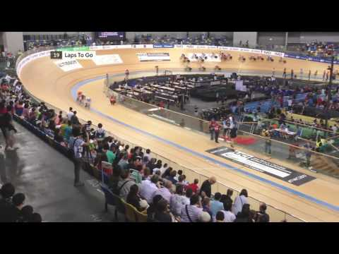 2017 UCI Track Cycling World Championships  - Women's Scratch Race