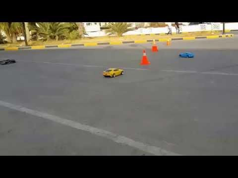 Libya RC Drifters,, HPI Sprint 2 Flux Camaro.,,. Tripoli