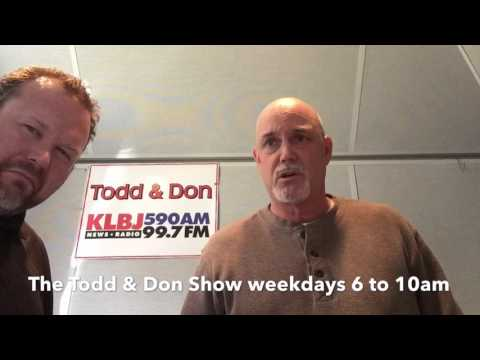 Todd and Don Show 2078
