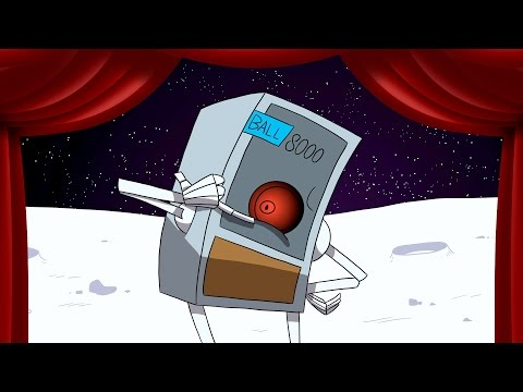 FIX THE MOON! (Video Game Time: Moonbase Alpha Funny Moments Animated)