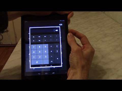 Как сделать скриншот на планшете леново йога таб 3