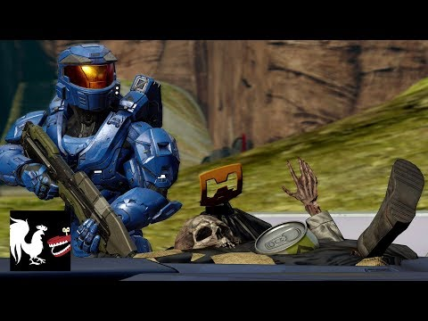 Recycling  Red vs Blue