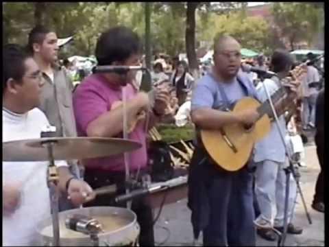 MUSICA DE LOS ANDES EN MEXICO